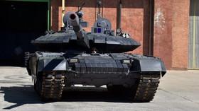 Íránský tank Karrar je prý silnější než ruská Armata. Upadne chlouba Ruska v zapomnění? - anotační foto