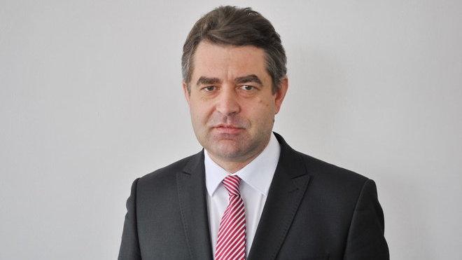 Jevhen Perebyjnis je ukrajinský diplomat, jmenovaný na začátku roku 2017 prezidentem Petrem Porošenkem ukrajinským velvyslancem v České republice.
