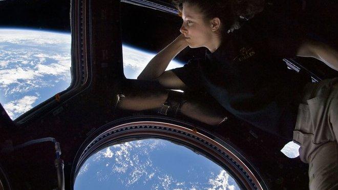 Takhle vypadá planeta Země z ISS