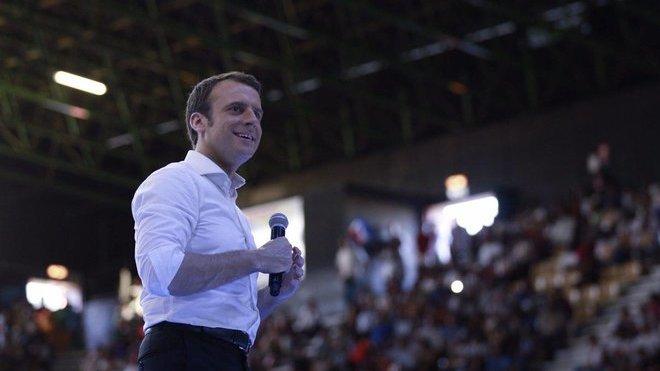Emmanuel Macron, prezident Francie