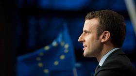 Macron vyzval EU k omezení přílivu pracovníků z východu - anotační foto