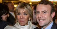 Brigitte Macronová a Emmanuel Macron