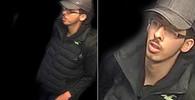 Policie zveřejnila snímky Abediho v den útoku - anotační obrázek