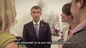 Německá televize ARD o Andreji Babišovi