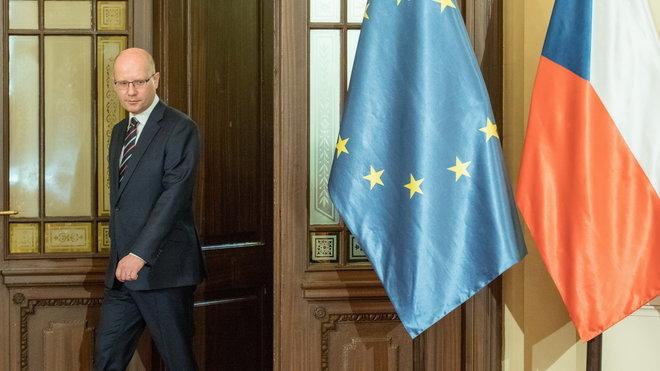 Bohuslav Sobotka usoudil, že už pro něho v aktivní politice není místo