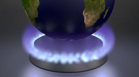 Země se otepluje, ilustrační foto