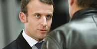 Macron žádá tvrdý postih: Chce finanční sankce vůči zemím EU odmítajícím azylanty - anotační obrázek