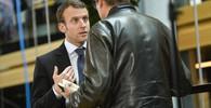 Macron svolal zástupce 72 zemí, tématem bylo vymýcení terorismu - anotační obrázek