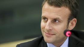 Macron to projel na celé čáře. Ze spasitele Evropy se stalo zklamání, tvrdí prestižní server - anotační foto