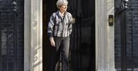 Mayová se modlí za vykoupení? Britská média se pitvají v brexitu - anotační obrázek