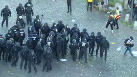 Protesty v Německu proti G20
