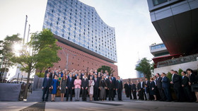 Hvězdami summitu G20 byli především Vladimir Putin, Donald Trump, Emmanuel Macron a Angela Merkelová