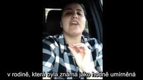 VIDEO: Rozzlobená ex-muslimka už to nevydržela a promluvila - anotační foto