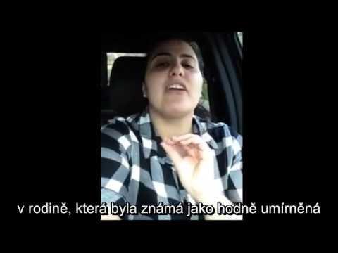 VIDEO: Rozzlobená ex-muslimka už to nevydržela a promluvila - anotační obrázek