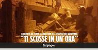 VIDEO: Itálii zasáhlo zemětřesení - anotační obrázek