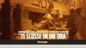 Zemětřesení na ostrově Ischia 21.8.2017