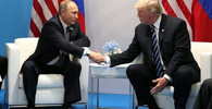 Putin si telefonoval s Trumpem, informoval ho o schůzce s Asadem - anotační obrázek