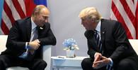 Trump a Putin opět tváří v tvář, sejdou se na okraj summitu G20 - anotační foto
