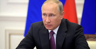 Referendum o Putinovi: Lidé posvětili jeho setrvání u moci, opozice hlasování zpochybňuje - anotační foto