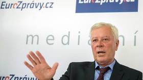 Bývalý místopředseda ÚV KSČM pro ideově politickou práci a komunikaci Josef Skála