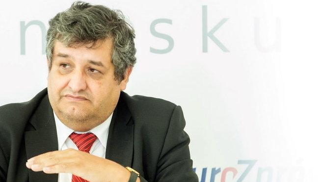 Petr Šimůnek, první místopředseda ÚV KSČM pro vnitrostranickou práci a ekonomiku v interview pro EuroZprávy.cz (8.9.2017).