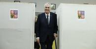 Volby prezidenta by vyhrál Zeman, Drahoš je těsně za ním - anotační obrázek