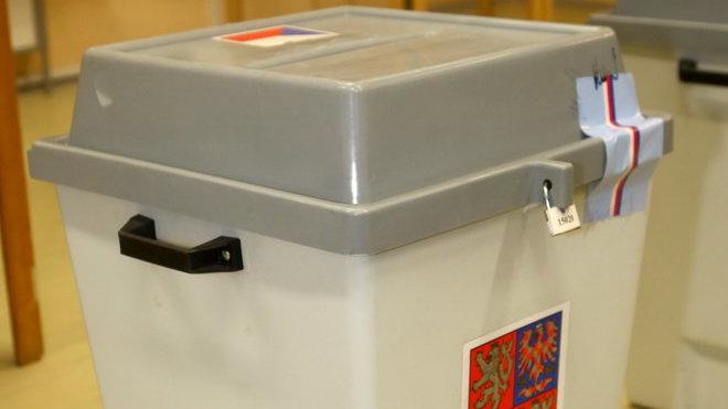 Češi vyrazili k volbám