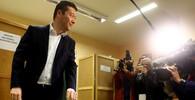 Štáb SPD zavolal policii na novináře bez akreditace - anotační obrázek