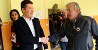 Zahraniční novináři zpovídali Okamuru: Co vám vadí? Migranty v Česku nemáte - anotační obrázek