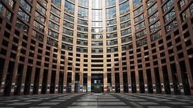 Sídlo Evropského parlamentu