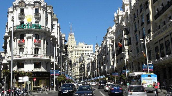 Španělsko, Madrid