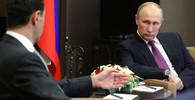 Japonsko a Ruskou budou spolupracovat, spory ale trvají - anotační obrázek