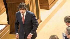 Jedním z poslanců SPD je také Miloslav Rozner, který se proslavil výroky o zabrušování