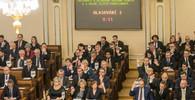 Šéfem Sněmovny byl zvolen Vondráček z hnutí ANO - anotační obrázek