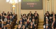 Česko má kompletní Sněmovnu, na programu je zřizování výborů - anotační obrázek