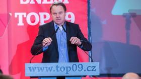 Sněm TOP 09 2017 (25.11.2017).
