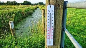 Teplotní rekord, ilustrační foto