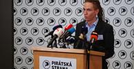 Šéf Pirátů Bartoš je poprvé otcem, syn dostal neobvyklé jméno - anotační foto