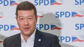 Česko je podle Okamury ekonomickou kolonií EU. Údaje MF ho usvědčují ze lži - anotační foto
