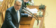 Miroslav Kalousek v Poslanecké sněmovně
