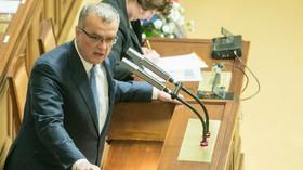 Miroslav Kalousek (TOP 09) složil poslanecký mandát - anotační foto