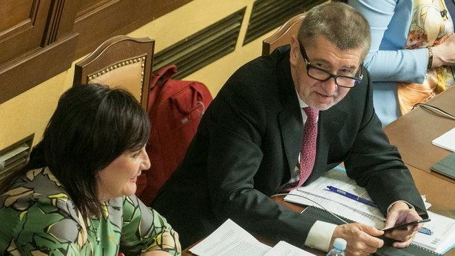 Andrej Babiš, premiér ČR a předseda hnutí ANO