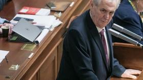 Prezidentem by se stal Zeman, tvrdí průzkum - anotační foto