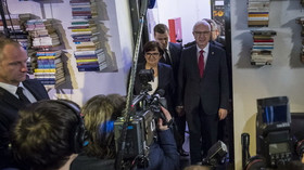 Drsná kampaň? Drahoš prý chce kvóty na migranty, kradl patenty kolegům a spolupracoval s StB - anotační foto