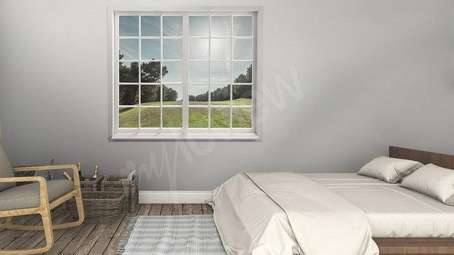 5332159b6c2 Fototapeta okno  Elegantní oživení i prosvětlení interiéru