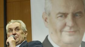 Miloš Zeman, prezident České repubilky