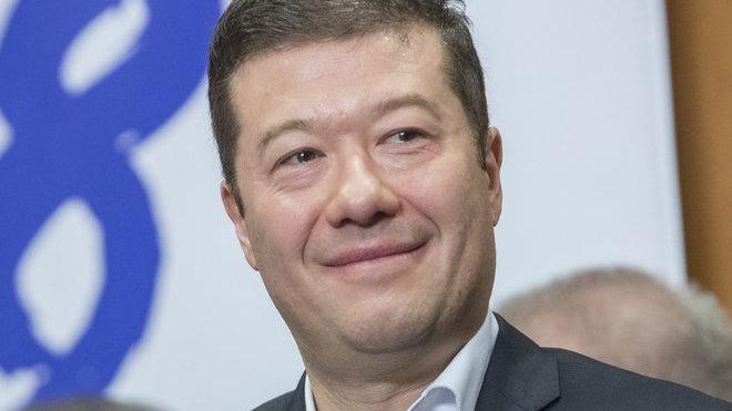 Tomio Okamura, předseda SPD