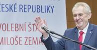 Zemanovi důvěřuje polovina Čechů, poslanci i vláda jsou na tom hůř - anotační obrázek