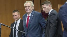 Příští český prezident? Zeman prozradil, kdo by jej mohl vystřídat - anotační foto