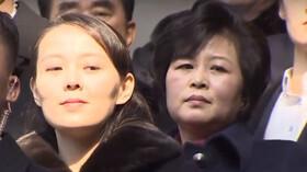 Kim Jo-čong (vlevo)